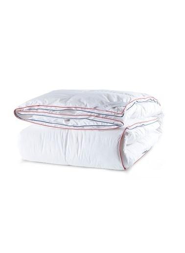 Penelope Thermy Kaz Tüyü Yorgan Çift Kişilik 195x215 Beyaz